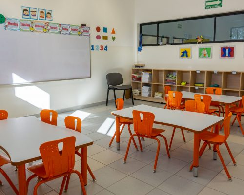 Aulas limpias y mobiliario especial
